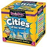ブレインボックス 英語 カードゲーム 世界の大都市編 Cities of the World