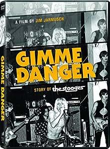 Gimme Danger [DVD] [Import]