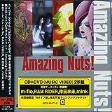 Amazing Nuts!(DVD付)
