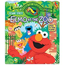 Sesame Street: Elmo at the Zoo: 1