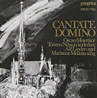 Cantate Domino by VARIOUS ARTISTS (1993-01-29)