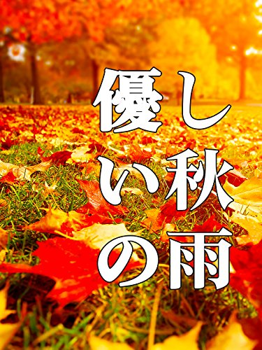 優しい秋の雨