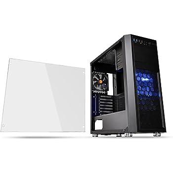 Thermaltake Versa H26 Black /w casefan ミドルタワー型PCケース [ブラックモデル] CS7070 CA-1J5-00M1WN-01