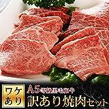 牛肉 A5ランク 黒毛和牛 訳あり 焼肉 バーベキュー セット 1kg 国産 牛肉 焼き肉 BBQ セット