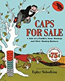 Caps for Sale: A Tale of a Peddler, Some Monkeys and Their Monkey Business (Reading Rainbow Books) 画像