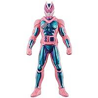 仮面ライダーリバイス ライダーヒーローシリーズ01 仮面ライダーリバイ レックスゲノム