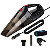 VacLife Handheld Vacuum, Powerful Car Vacuum with Strong Suction, Fast-Charging Handheld Vacuum Cordless for Home, Office and