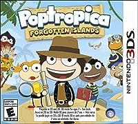 ユービーアイソフトUBP10500976 Poptropicaは、ISL 3DSを忘れました