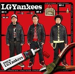 LGYankees「Message feat. 城南海」のジャケット画像