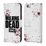 Best リーiPhone 5ケース - WALKING DEAD ウォーキングデッド - White レザー手帳型/iPhoneケース 【公式/オフィシャル】 Review