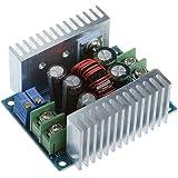 Anmbest Constant Current CC CV Buck Converter Module DC 6-40V to 1.2-36V 20A 300W Adjustable Step Down Voltage Regulator Powe