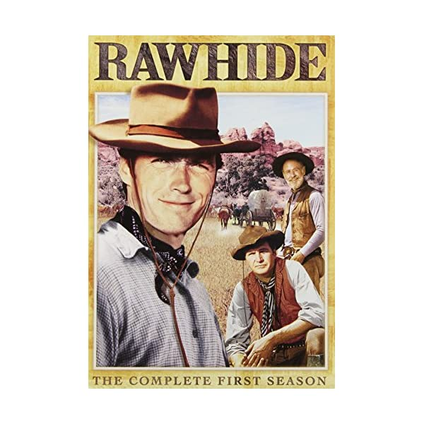 Rawhide: Four Season Pac...の商品画像
