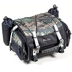 タナックス(TANAX) MOTOFIZZ ミニフィールドシートバッグ(デジカモ)[19~27L] 【品番】 MFK-100C