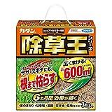 カダン 除草剤 粒タイプ オールキラー 3kg(約180坪《600㎡》分)