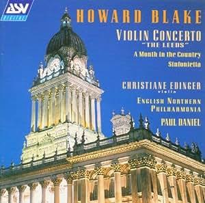 Blake;Violin Concerto