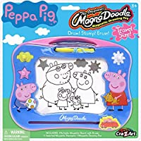 Cra-Z-Art Peppa Pig Travel Magna Doodle Playset by Unknown