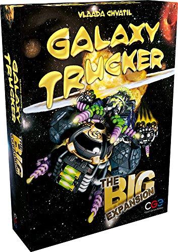 ギャラクシートラッカー大拡張セット (Galaxy Trucker: The Big Expansion) ボードゲーム