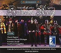 ゴメス:歌劇「サルヴァトール・ローザ」(イタリア国際管/ベニーニ)
