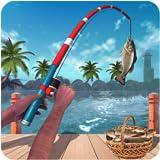 究極の釣りマニアフックフィッシュキャッチゲーム