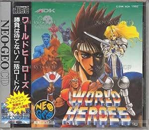 ワールドヒーローズ NCD 【NEOGEO】