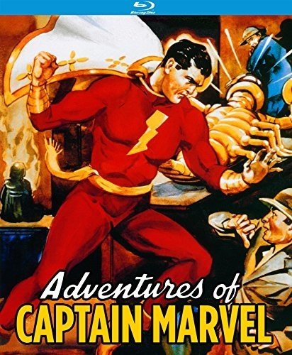 Adventures of Captain Marvel [Blu-ray] [Import]