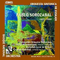 Sorozabal: Basque Music Vol.6