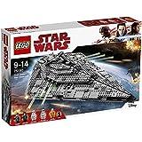 LEGO Star Wars First Order Star Destroyer™ 75190 Playset Toy