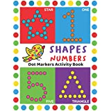 Dot Markers Activity Book: Easy Guided BIG DOTS | Do a dot page a day | Giant, Large, Jumbo and Cute USA Art Paint Daubers Ki