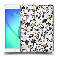 Head Case Designs スムースフォックステリア ドッグブリード・パターン 13 Samsung Galaxy Tab A 9.7 専用ハードバックケース
