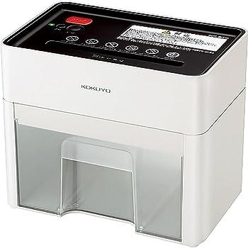 コクヨ シュレッダー デスクトップ S-tray ホワイト KPS-X30W