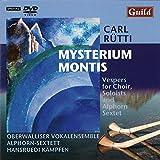 合唱、独唱とアルプ・ホルン六重奏のための晩祷『ミステリウム・モンティス』 オペルヴァリサー・ヴォーカル・アンサンブル、アルプ・ホルン六重奏団 画像