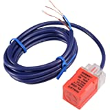 uxcell 5mm Inductive Proximity Sensor Switch Detector NPN NO DC 6-36V 200mA 3-Wire PL-05N
