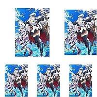 【Amazon.co.jp限定】アズールレーン Vol.1-6セット Blu-ray (初回生産限定版)(セット購入特典:「スマートフォン向けアプリゲ...
