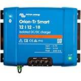 Victron Energy Orion-Tr Smart 12/12-Volt 18 amp 220-Watt DC-DC Charger, Isolated (Bluetooth)