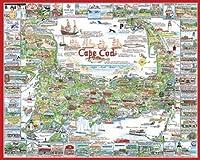 ホワイトMountainパズルケープcod , Massachusetts 1000piecesジグソーパズルbyホワイトMountain Puzzles