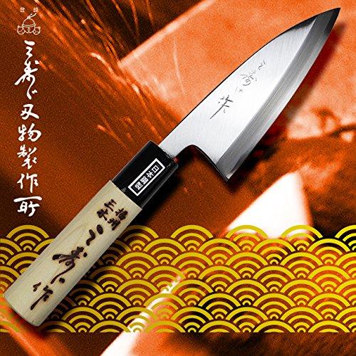 三寿ゞ刃物製作所 小出刃包丁 S56 刃長105mm