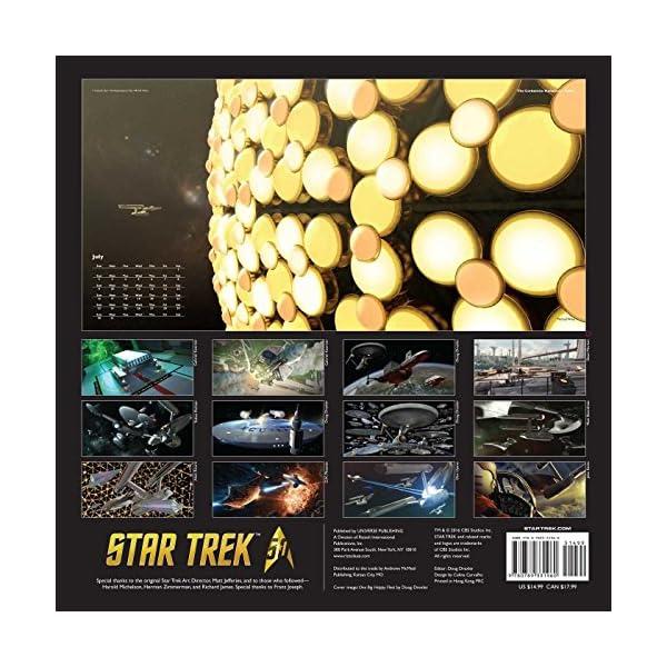 Star Trek 2017 Wall Cal...の紹介画像2