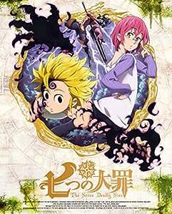 【Amazon.co.jp限定】七つの大罪 5(オリジナルデカ缶バッチver.5付)(完全生産限定版) [Blu-ray]