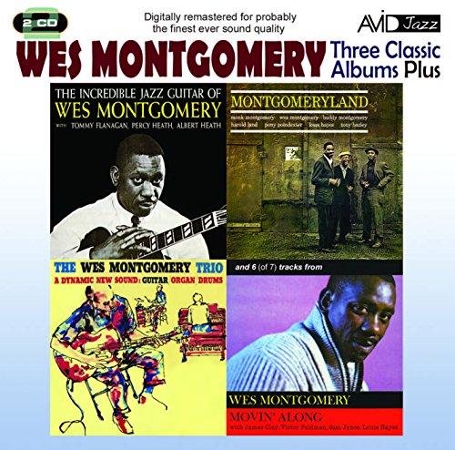 Montgomery - Three Classic Albums Plus (import)