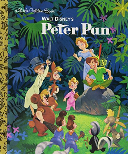 Walt Disney's Peter Pan (Disney Classic) (Little Golden Book)の詳細を見る