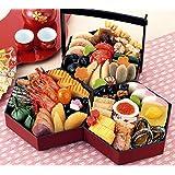 京菜味のむら おせち「八坂」三段重 32品(12月30日着)