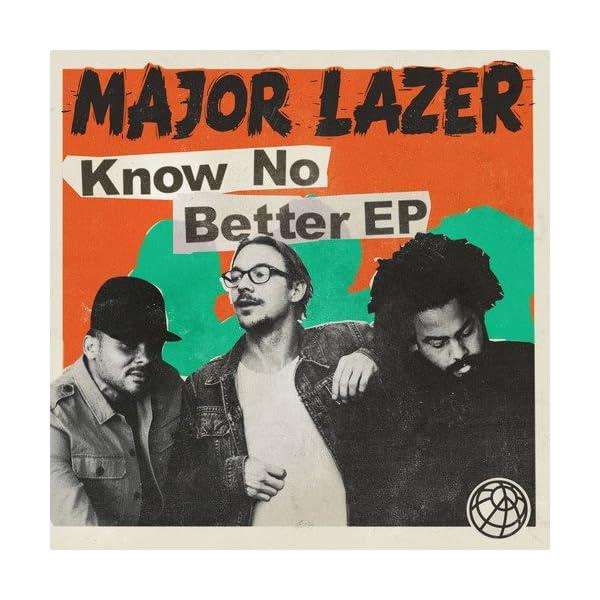 Know No Betterの商品画像