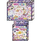 キラデコアート ぷにジェル ゆめぷにアクセDX + ジェル2色 (ピンク/ゴールド)セット