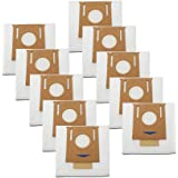 LemonQueen Disposable Dust Bag for ECOVACS Deebot T8 AIVI / T8 / N8 Pro Plus / N8 Pro / DX93 / DDX96 Robot Vacuum and Mop Cle