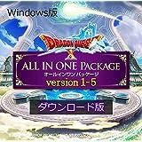 ドラゴンクエストX オールインワンパッケージ version 1-5【購入特典】ゲーム内アイテム「黄金の花びら×10個」 - Windows|ダウンロード版