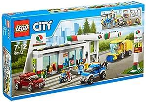 レゴ (LEGO) シティ ガソリンスタンド 60132