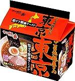 サッポロ一番 ご当地麺屋さん 東京 鶏ガラ醤油ラーメン 5個パック 525g
