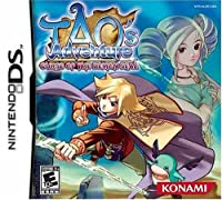 Nintendo DS Tao's Adventure: Curse of the Demon Seal (輸入版)