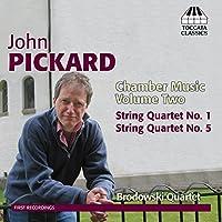 ジョン・ピッカード:室内楽作品集 第2集(John Pickard: Chamber Music Volume 2)
