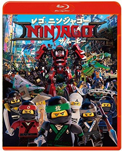レゴ(R)ニンジャゴー ザ・ムービー ブルーレイ&DVDセッ...